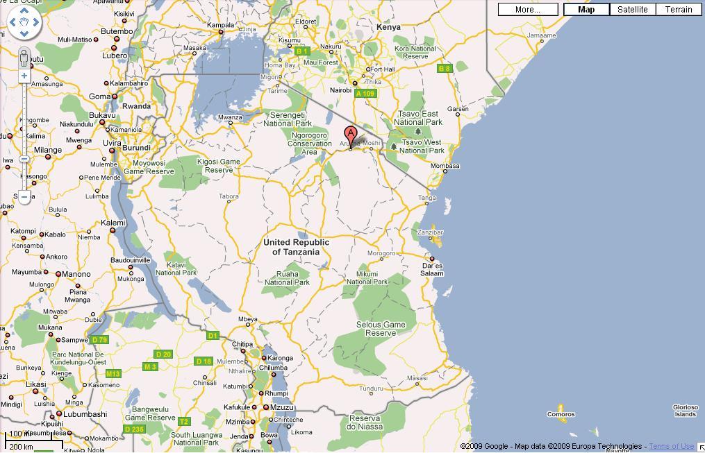 Arusha Tanzania  City pictures : Usa River, Tanzania news